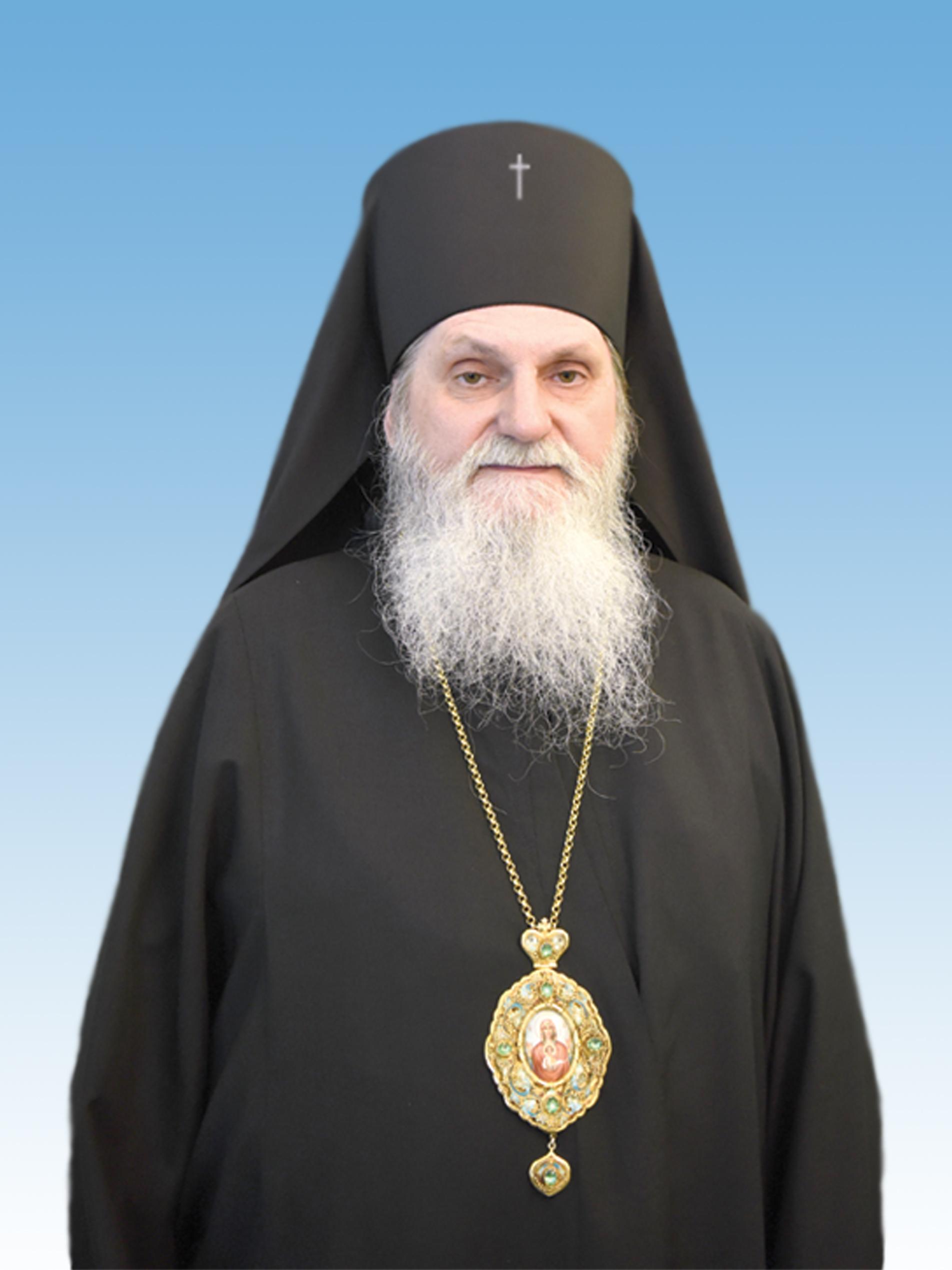 Єпископ Переяславський і Білоцерківський Андрій