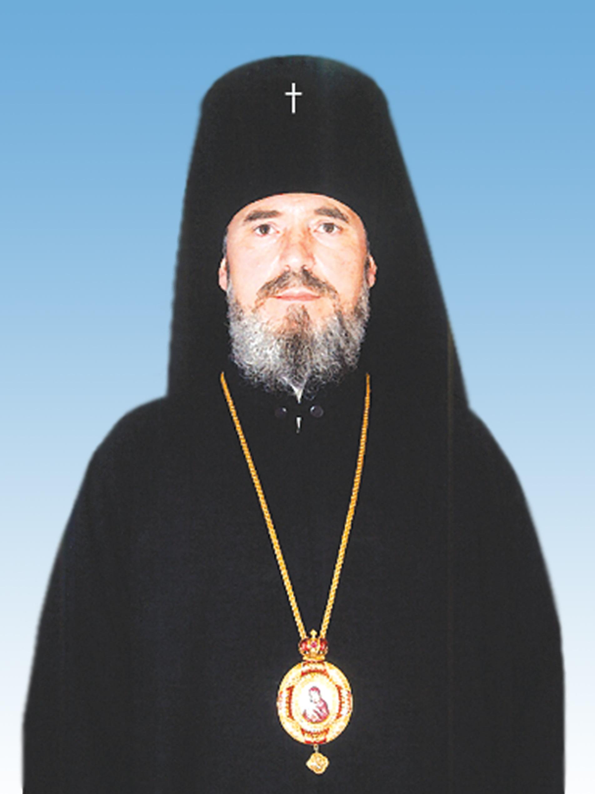 Єпископ Фалештський і Східно-Молдовський Філарет