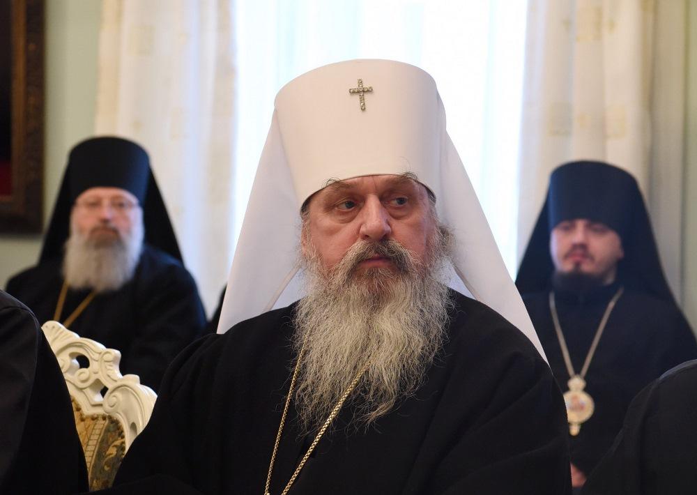 Позиція митрополита Білгородського і Обоянського Іоасафа щодо подій в Українській Православній Церкві