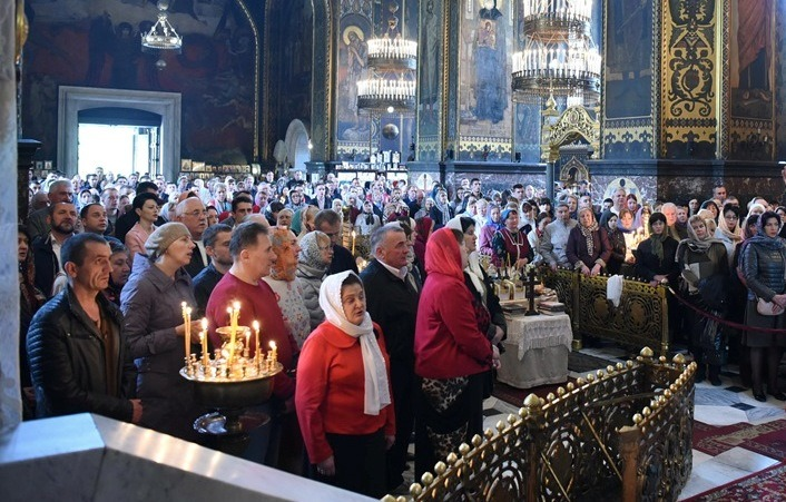 Звернення вірян Київського Патріархату до архієпископа Євстратія