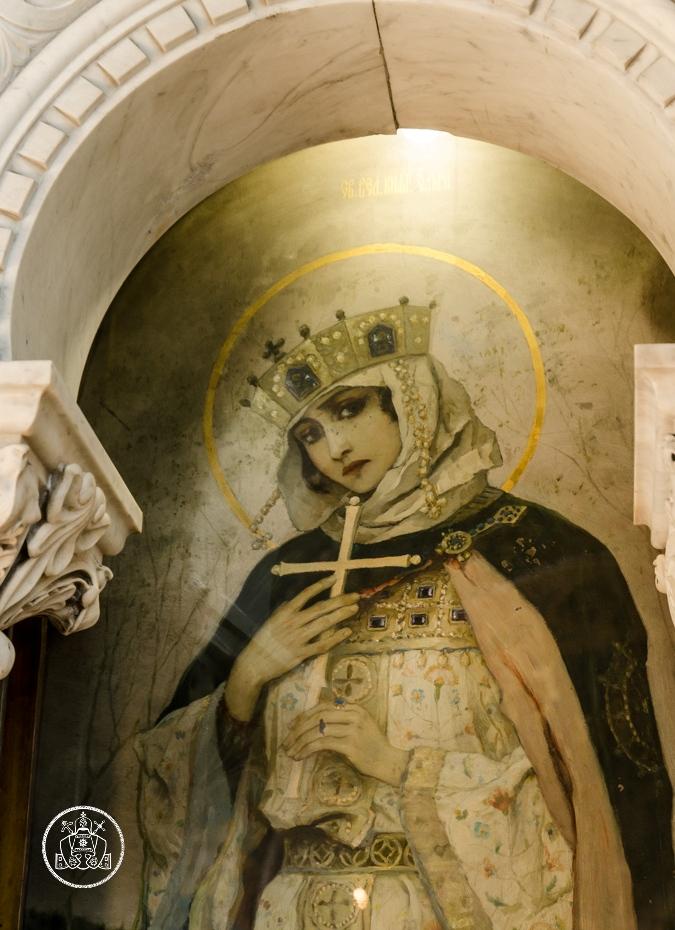 АНОНС. У 1050-ту річницю упокоєння рівноапостольної княгині Ольги у Володимирському соборі відбудеться святкове богослужіння