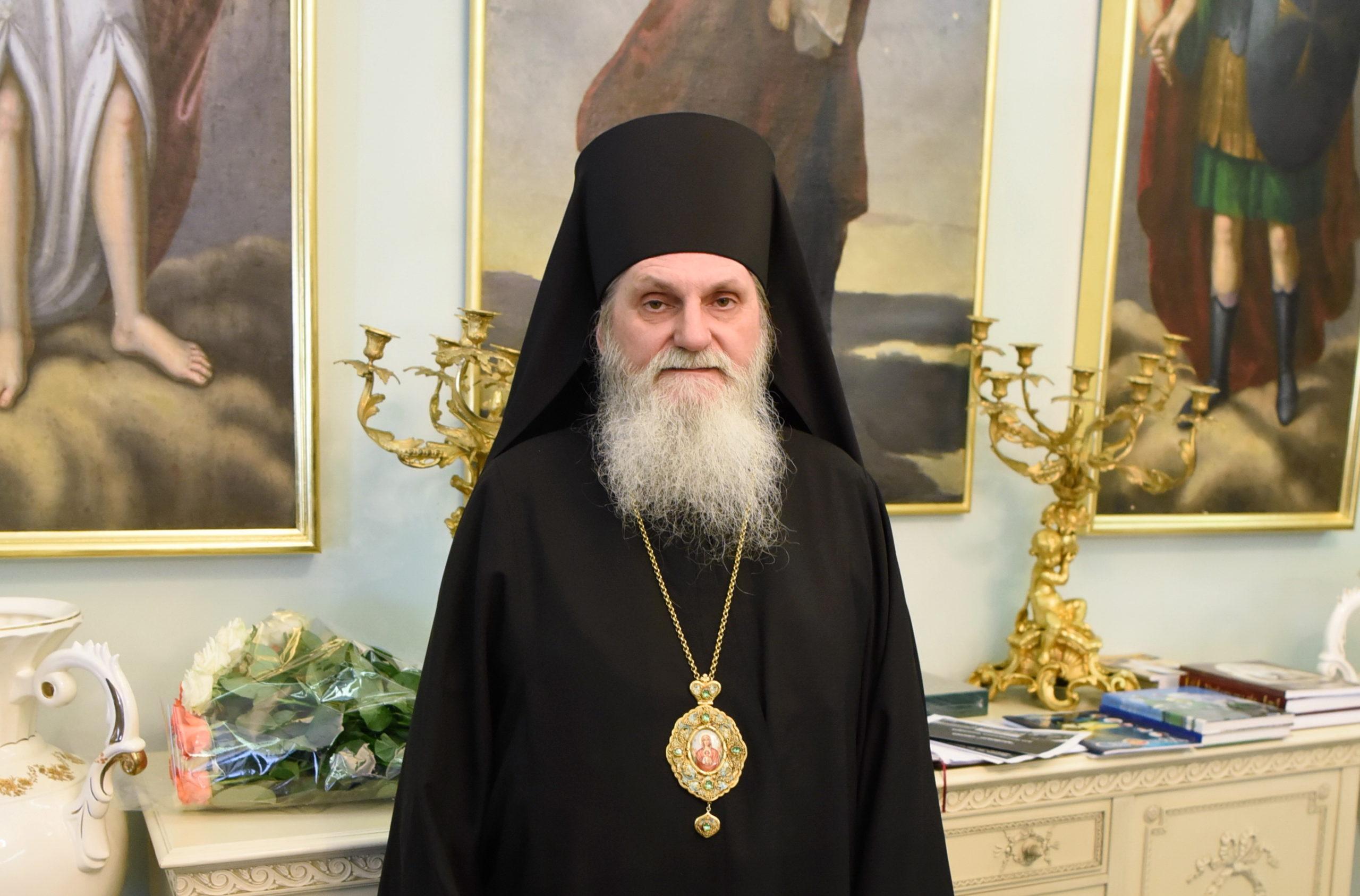 Руйнування Церкви Христової – ганебна справа, – єпископ Андрій