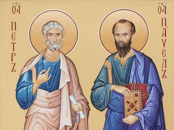 Cвято первоверховних апостолів Петра і Павла