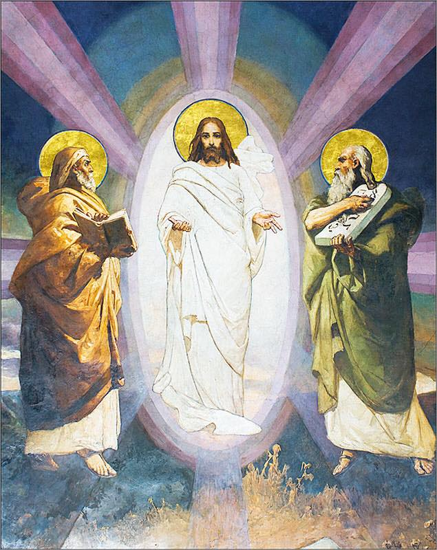 Проповідь Патріарха Філарета на свято Преображення Господнього