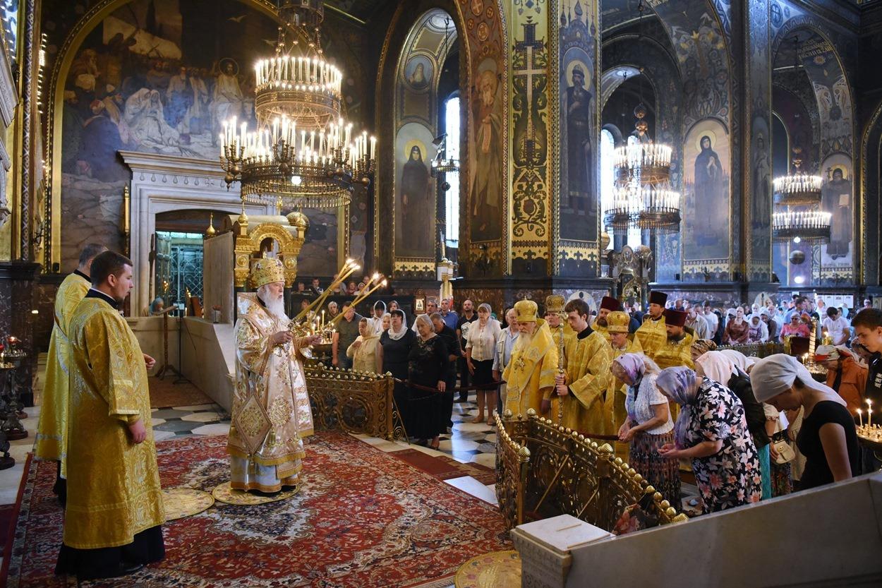 Патріарше богослужіння у неділю 8-му після П'ятидесятниці
