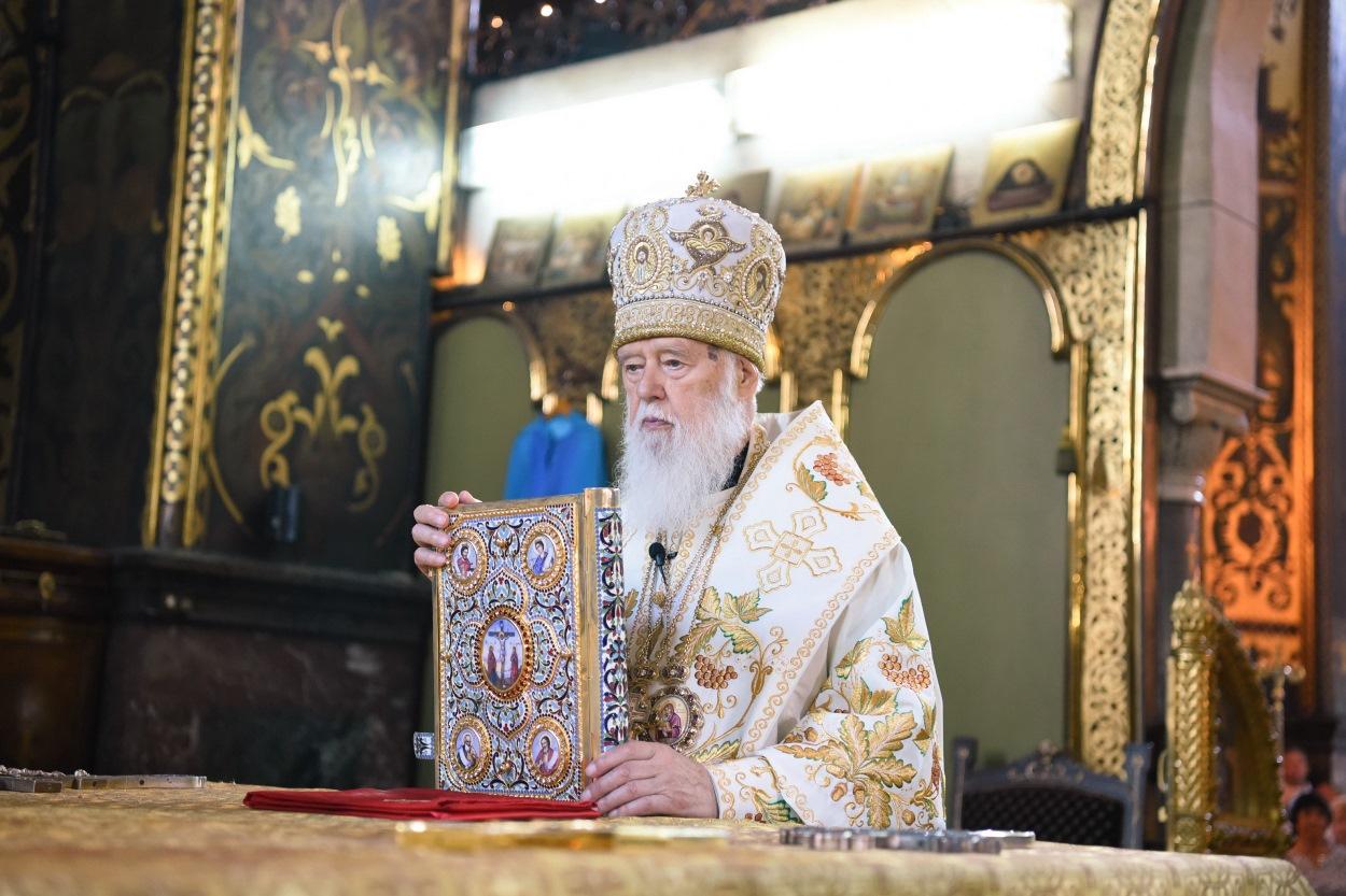 """""""Чудеса звершуються Богом по нашій вірі"""" – Патріарх Філарет"""