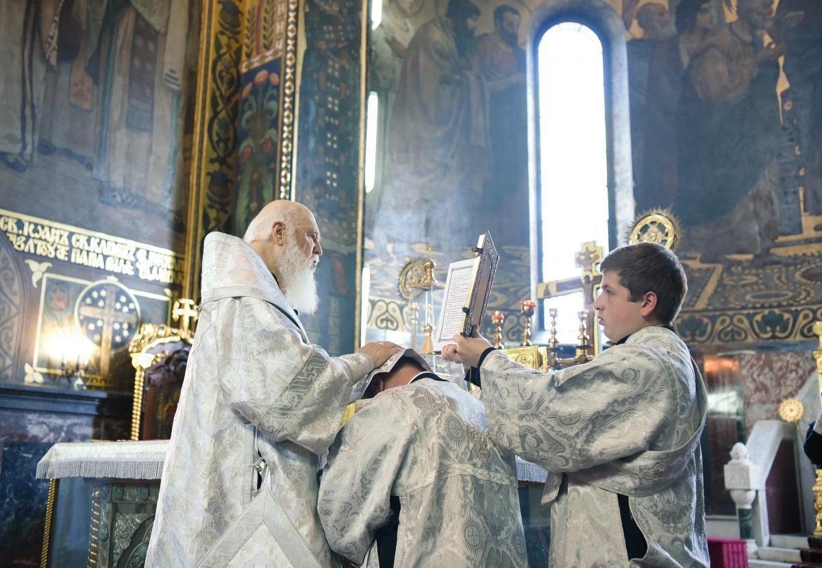 Богослужіння у неділю 10-ту після П'ятидесятниці