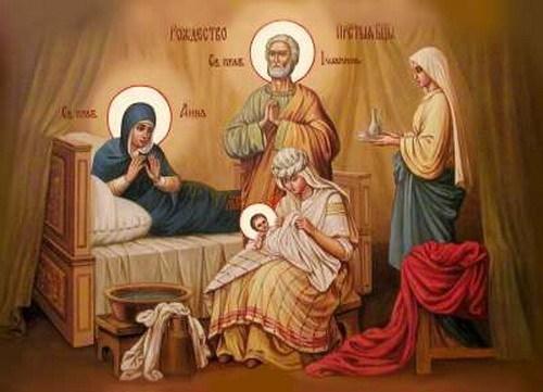 Слово Патріарха Філарета на свято Рiздва Пресвятої Богородицi