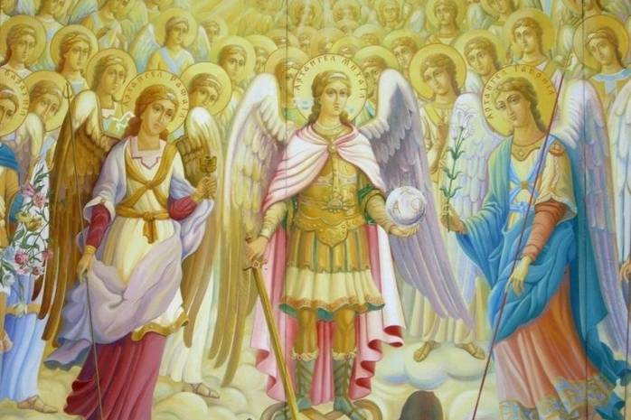 21 листопада Собор Архистратига Божого Михаїла та інших Небесних Сил безплотних