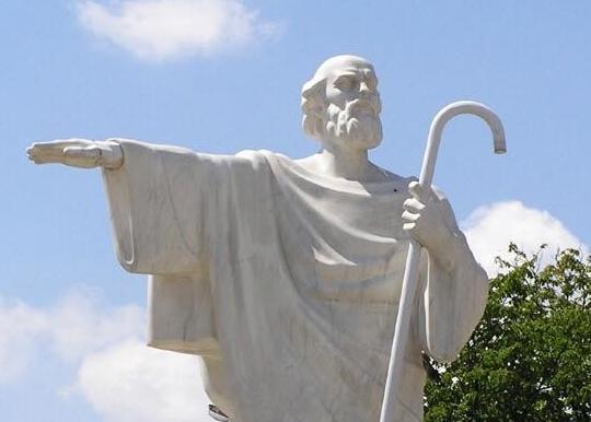 Проповідь Патріарха Філарета в день пам'яті святого апостола Андрія Первозванного