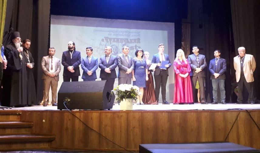 Єпископ Переяславський і Білоцерківський Андрій відвідав Всеукраїнський мистецький фестиваль «Чубинський fest» у Борисполі
