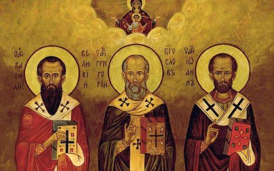Cобор трьох святителів