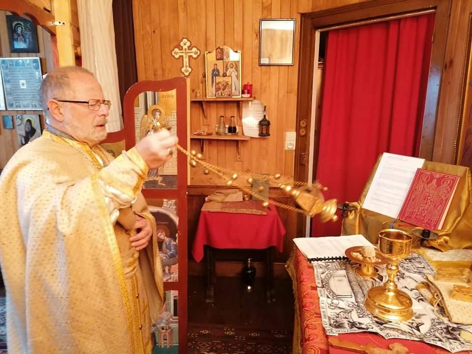 Парафія на честь Воздвиження Хреста Господнього у Франції приєдналася до Київського Патріархату
