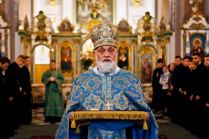 Святійший Патріарх Філарет висловив співчуття у зв'язку з упокоєнням протоієрея Павла Кочкодана