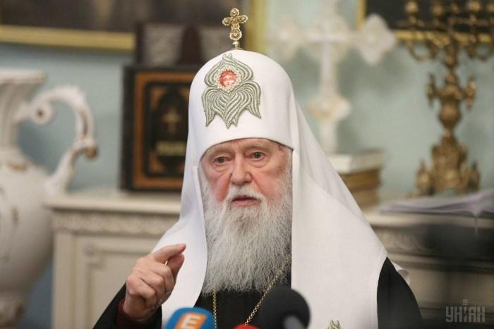 Я з самого початку домагався визнання автокефалії Української Православної Церкви, – інтерв'ю Патріарха Філарета
