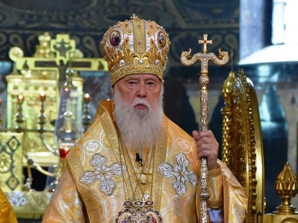 Ми хочемо мати незалежну Церкву, тому ми і вийшли зі складу ПЦУ, – Патріарх Філарет