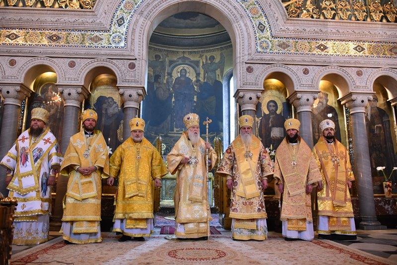 Святкове богослужіння з нагоди річниці Помісного собору, який підтвердив існування Київського Патріархату