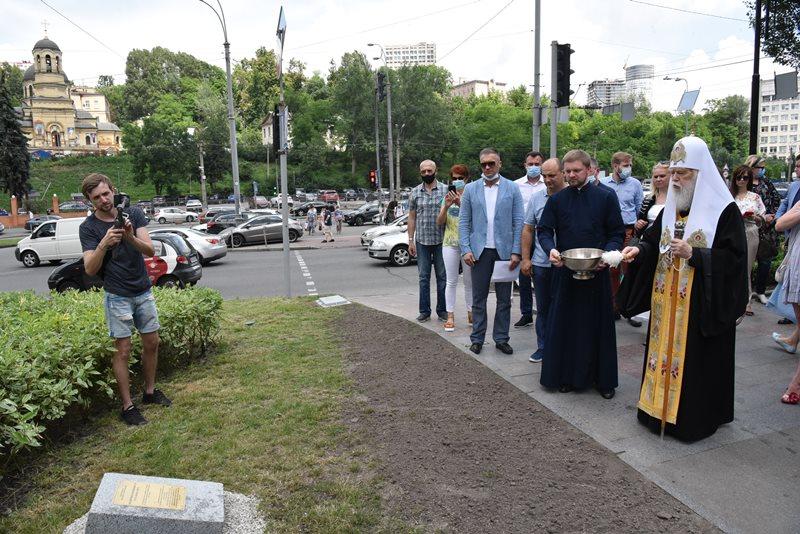 У центрі Києва встановлять пам'ятник на честь медичних працівників