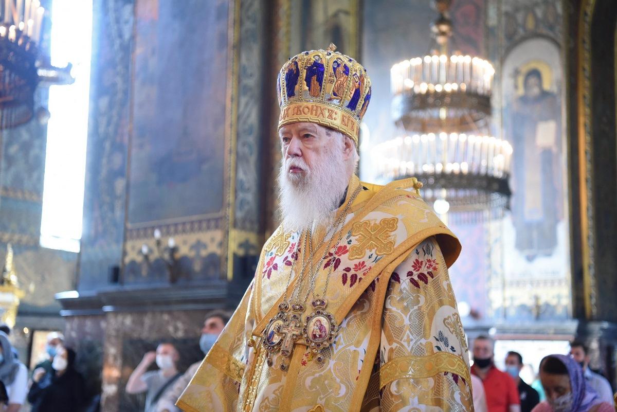 Звернення Патріарха Київського і всієї Руси-України Філарета щодо положення Українського Православ'я