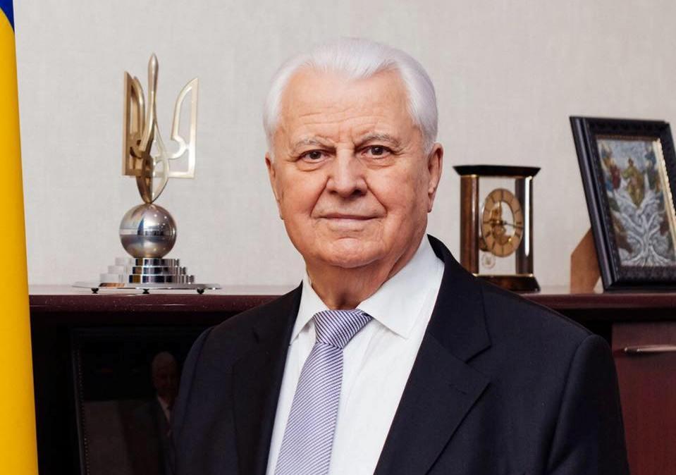 Патріарх Філарет підтримав миротворчі зусилля Леоніда Кравчука (текст листа)