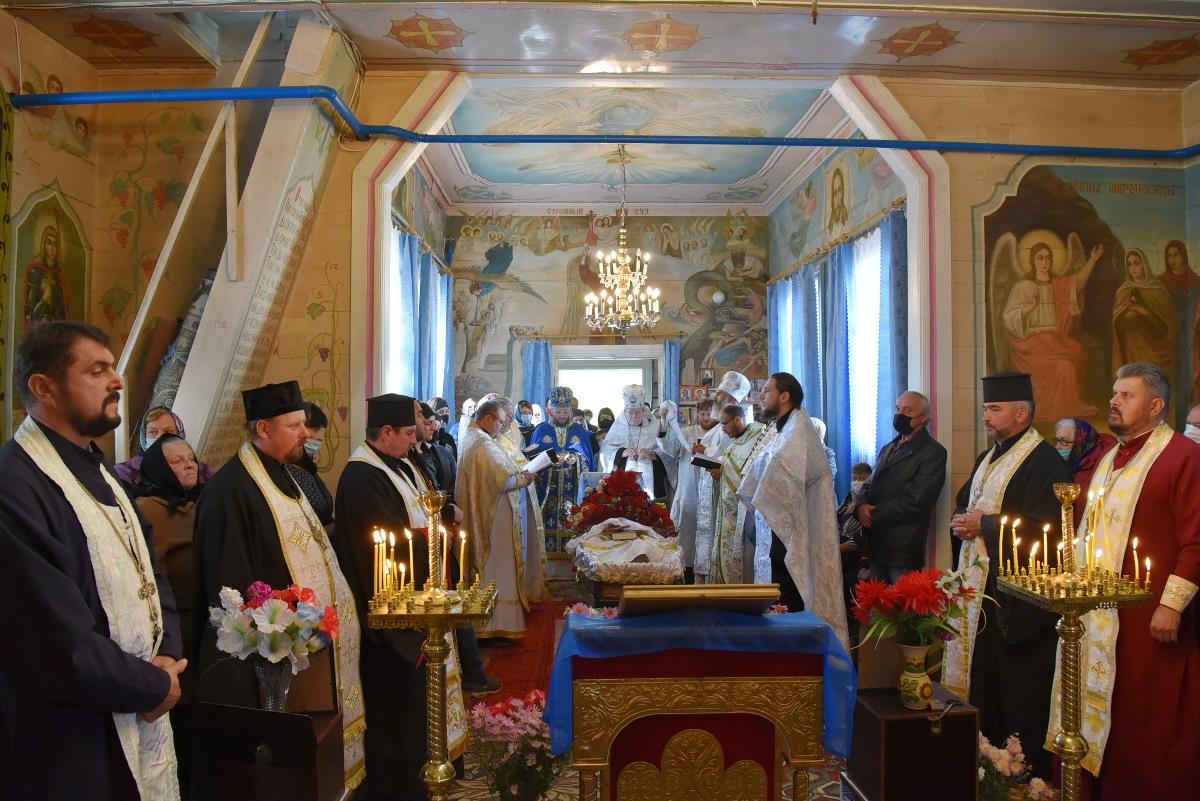 Відбувся чин похорону протоієрея Георгія Кушнірюка
