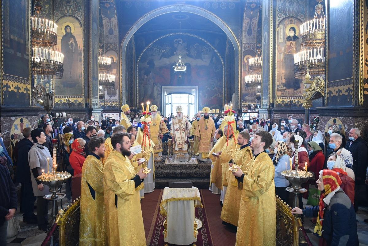 Святкування 25-ї річниці інтронізації Святійшого Патріарха Філарета