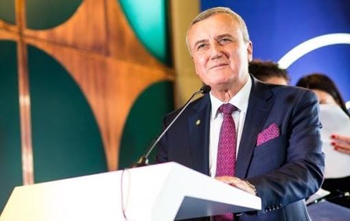 Патріарх Філарет привітав академіка Анатолія Загороднього з обранням на посаду Президента НАНУ