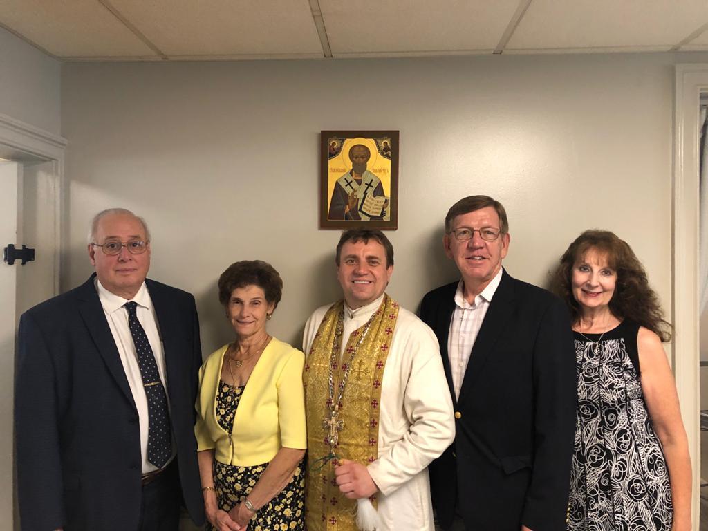 Відбулися щорічні збори ставропігійної парафії святителя Миколая Чудотворця у м. Філадельфія (США) (UA/EN)