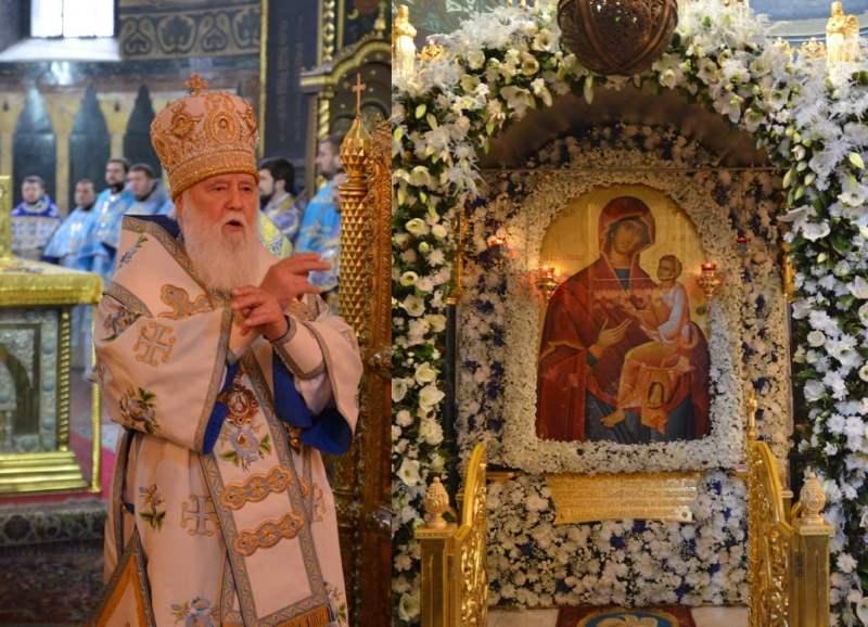 22 листопада – день вшанування ікони Божої Матері «Скоропослушниця»