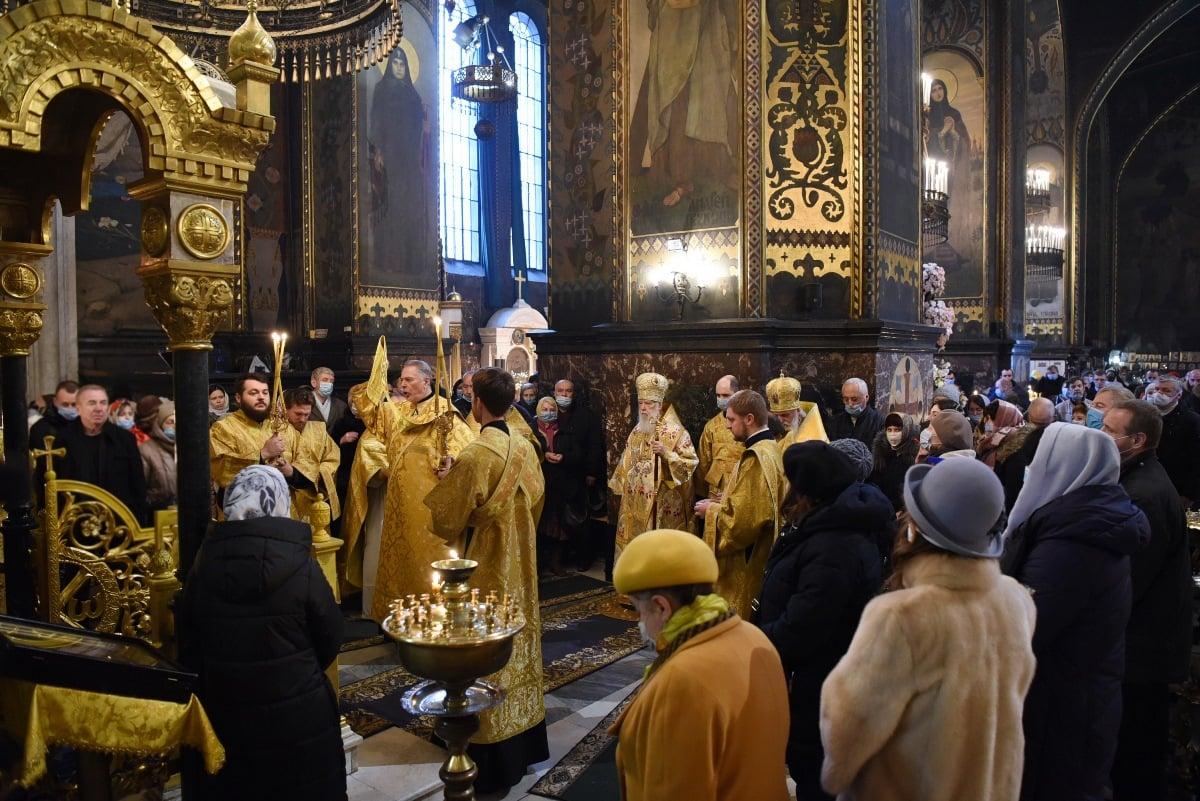 Патріарше богослужіння у неділю 28-му після П'ятидесятниці