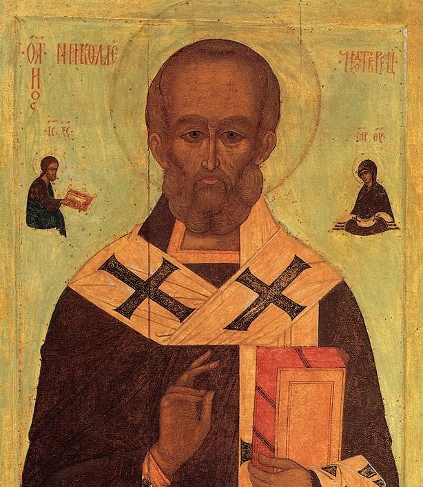 19 грудня – день пам'яті святителя Миколая, архиєпископа Мир Лікійських, чудотворця