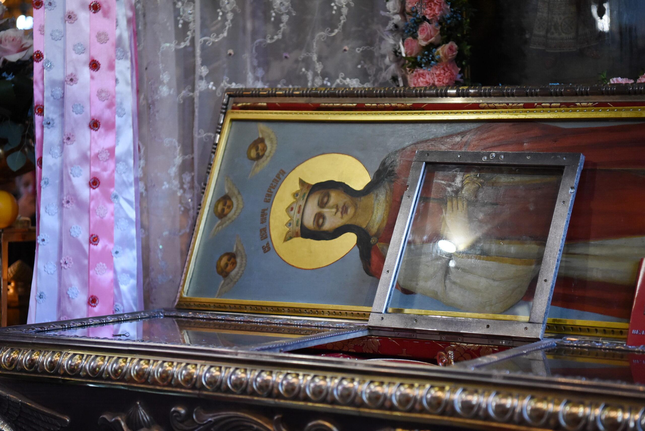 17 грудня – день пам'яті святої великомучениці Варвари