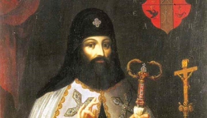 14 січня – день пам'яті святителя Петра Могили, митрополита Київського, Галицького та всієї Руси