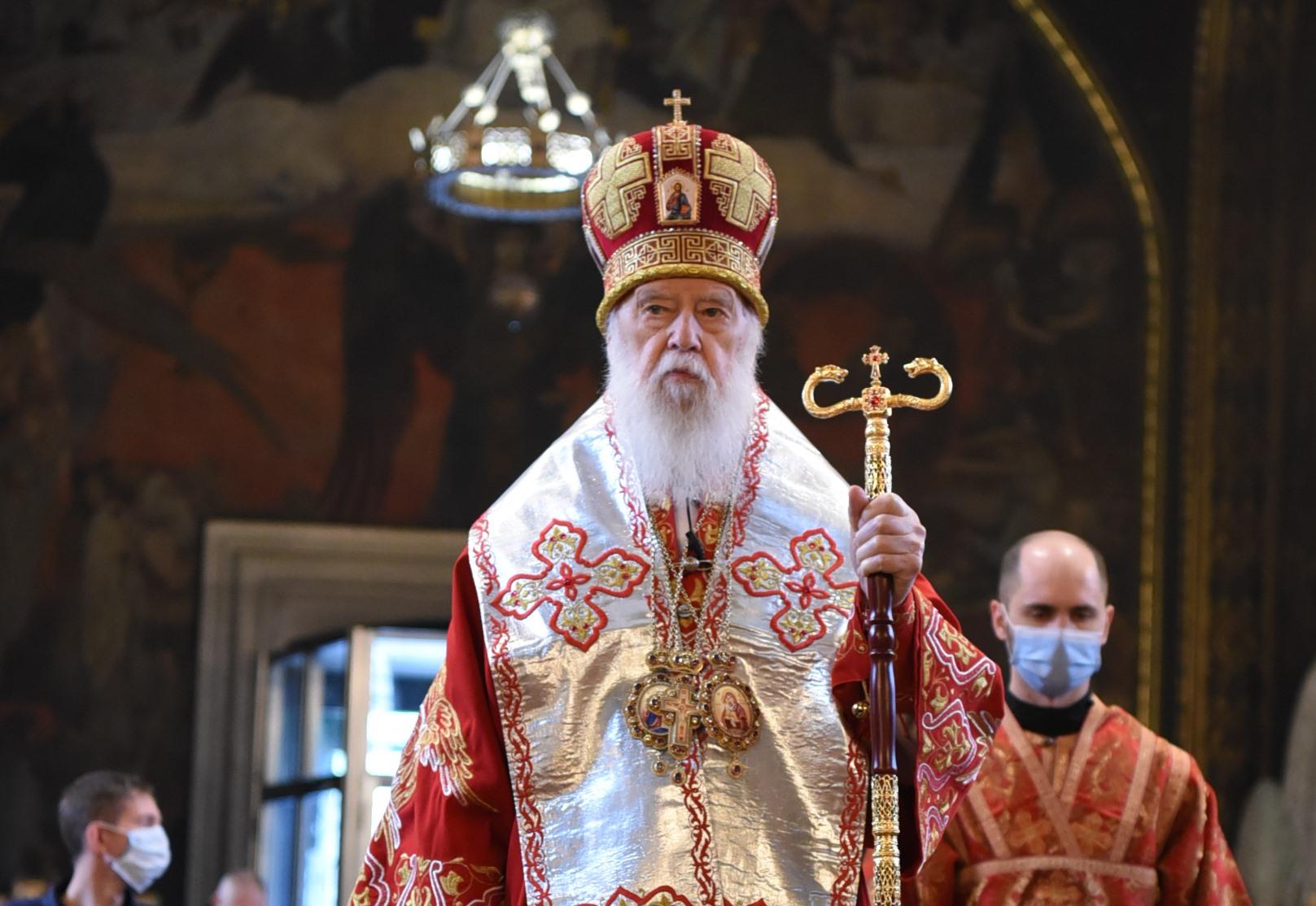 АНОНС. Святкування 92-ліття від дня народження Святійшого Патріарха Філарета