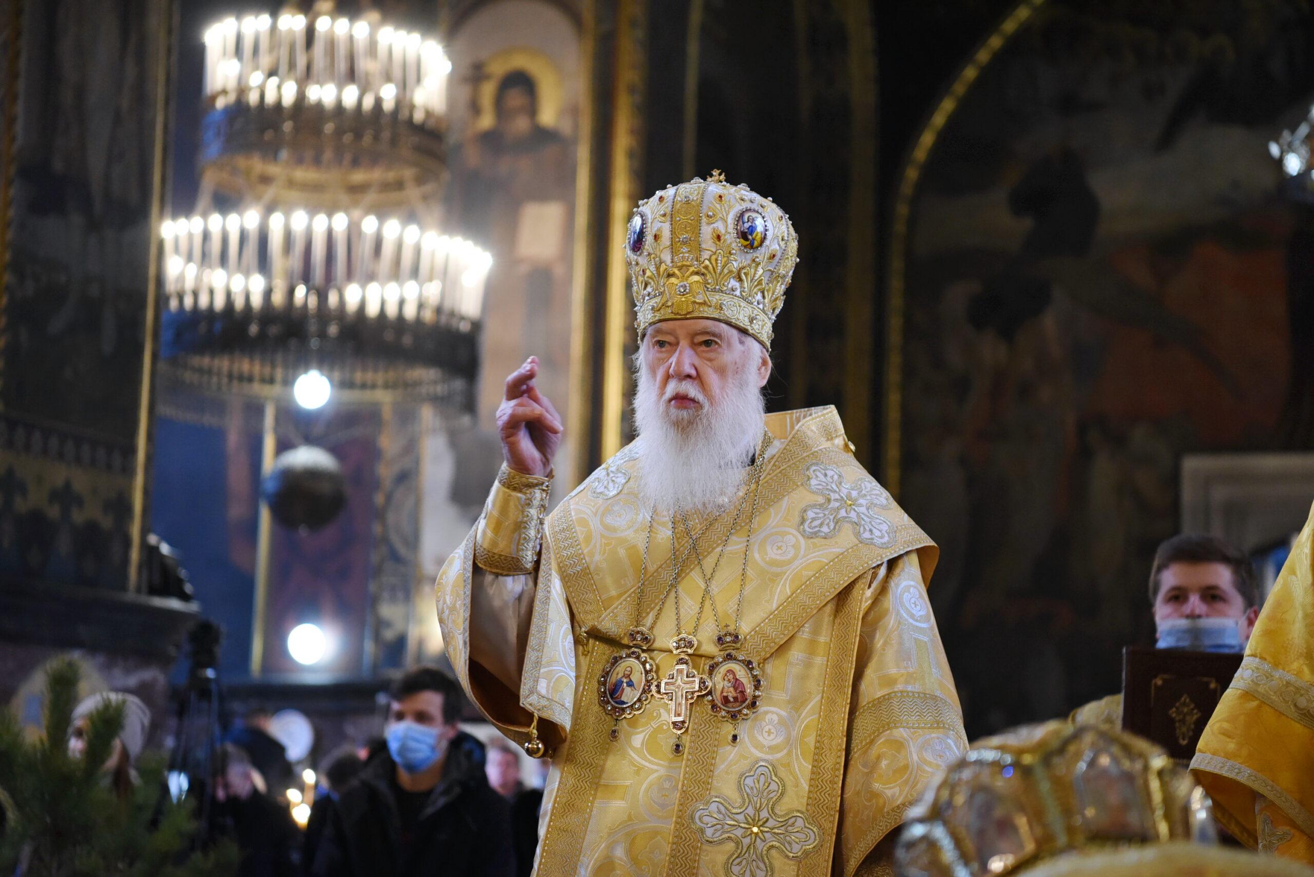 Ви є приклад для всіх нас, – українська діаспора Патріарху