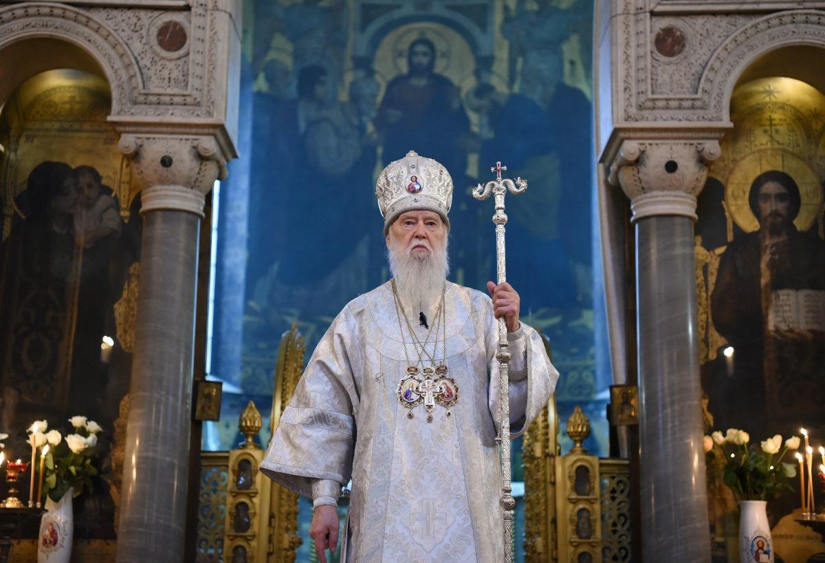 """Бог не відмовить нам у тому, що нам є корисним для нашого життя земного і вічного"""" – Патріарх Філарет"""