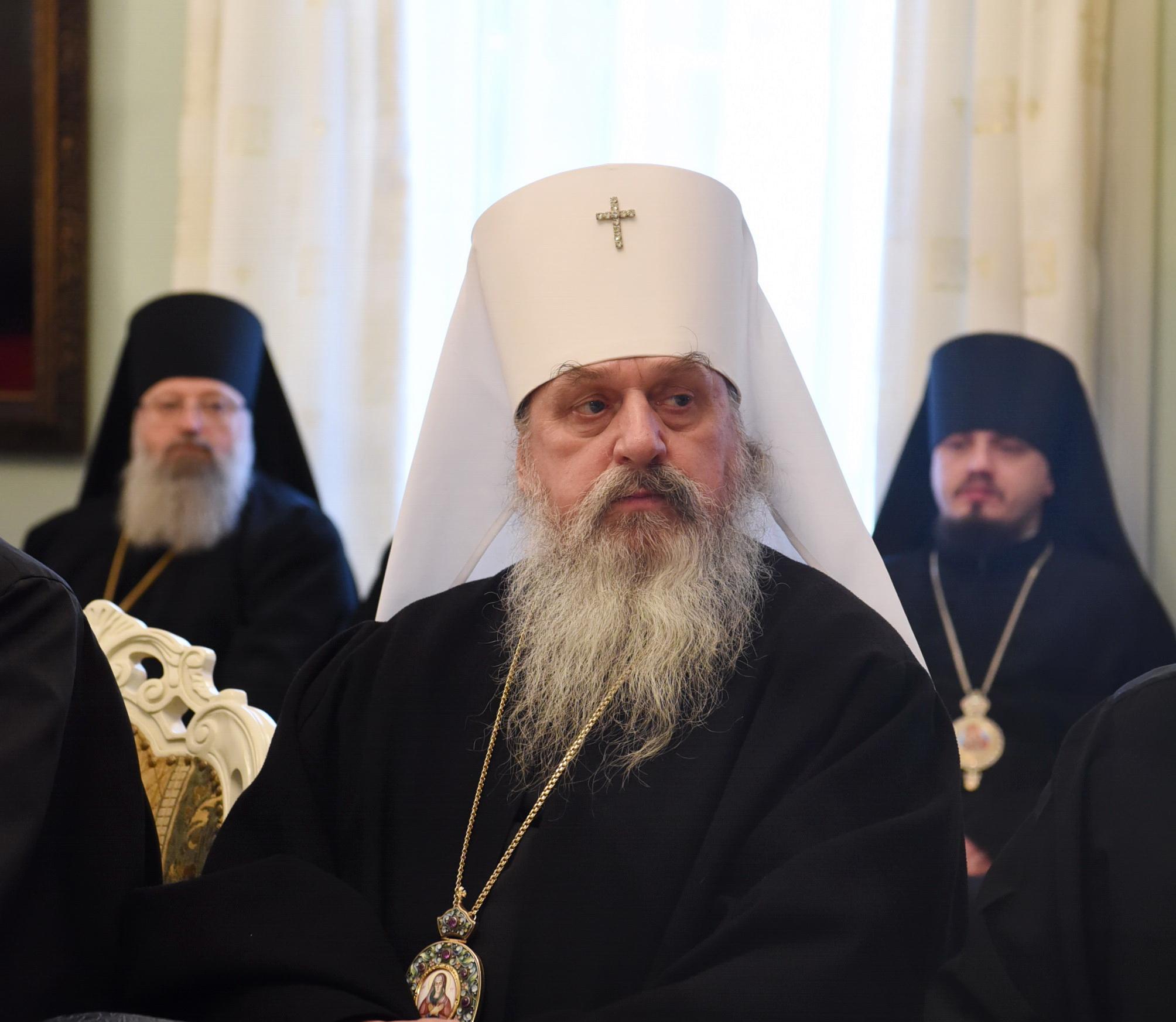 Коментар-відповідь митрополита Іоасафа на слова архієпископа Євстратія (Зорі)