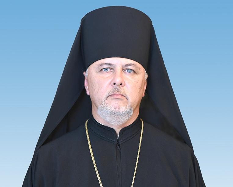 Святійший Патріарх Філарет привітав єпископа Харківського і Богодухівського Іллю з 50-річчям від Дня народження