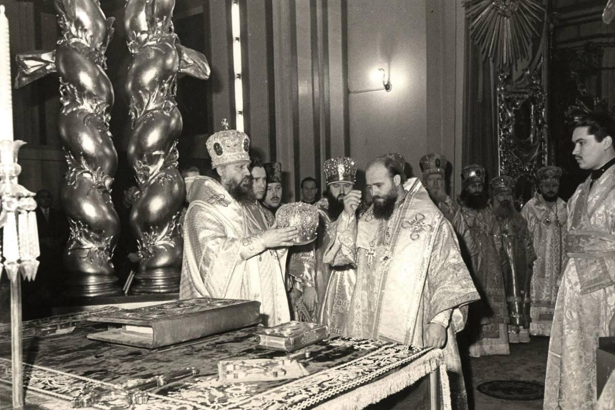 59-річчя архієрейської хіротонії Святійшого Патріарха Філарета
