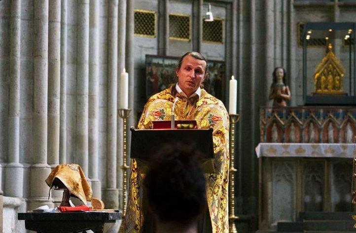Декан Європейського Деканату спростував заяви митрополита ПЦУ Димитрія (Рудюка) щодо Томосу, святого мира і діаспори