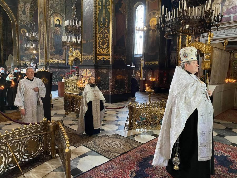 У Володимирському соборі вшанували пам'ять Героя України Анатолія Авдієвського