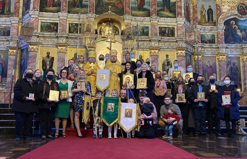 Відбулися загальні збори громади кафедрального собору святителя Миколая у місті Філадельфія (США)