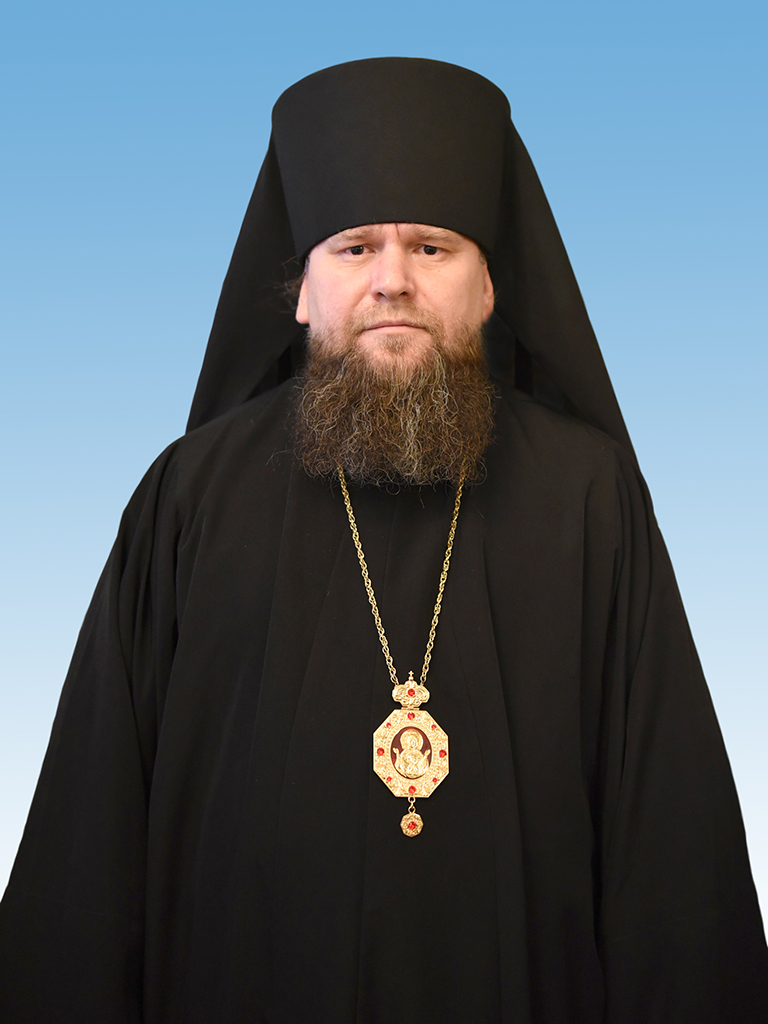 Святійший Патріарх Філарет привітав єпископа Одеського і Балтського Никона з 45-річчям від Дня народження