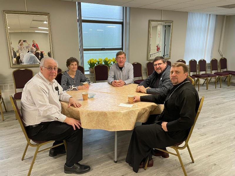 Відбулися збори парафіяльної ради Патріаршого кафедрального собору святителя Миколая Чудотворця у місті Філадельфія (США)