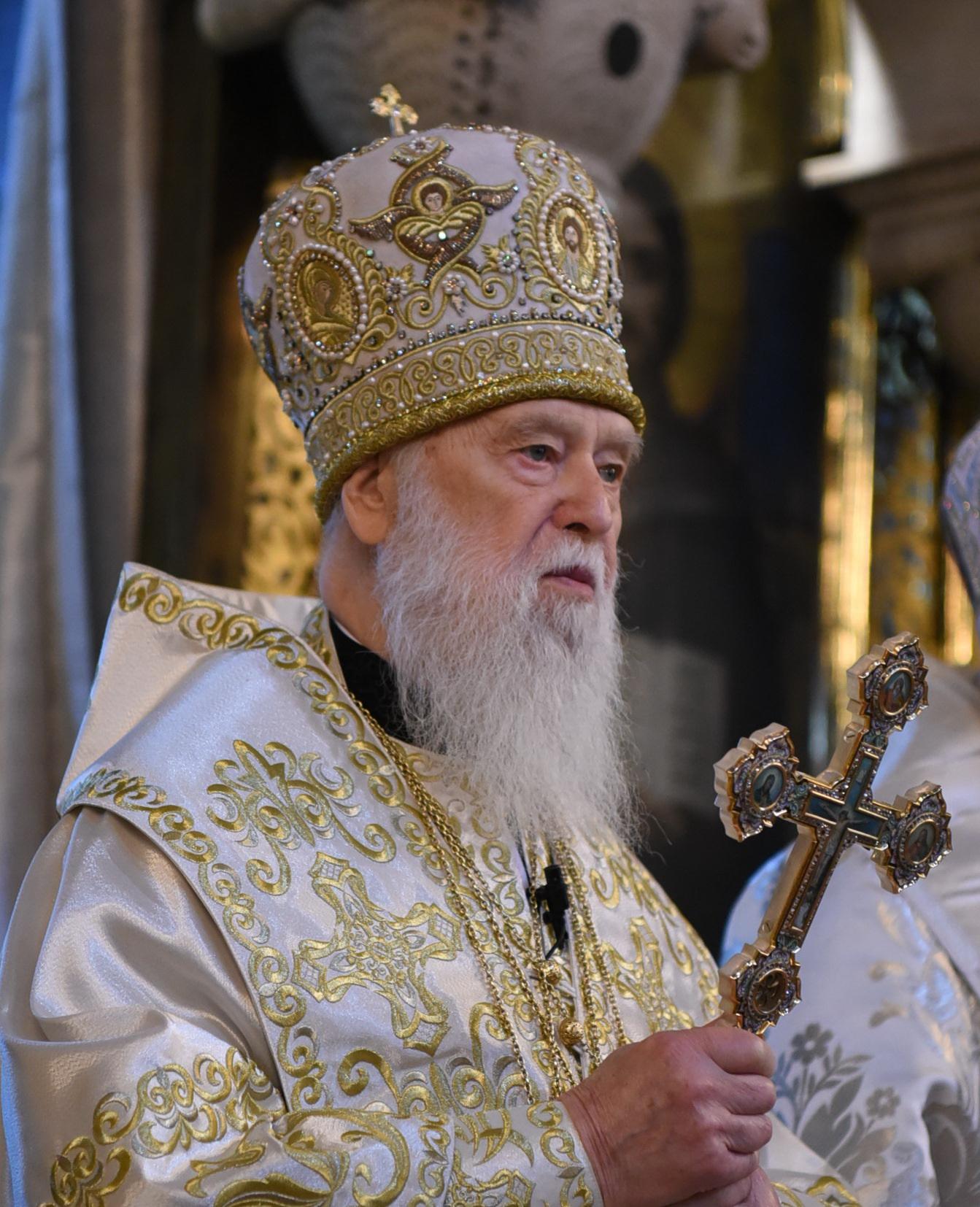 На чолі золотоверхого Києва та всієї України (UA/ENG)