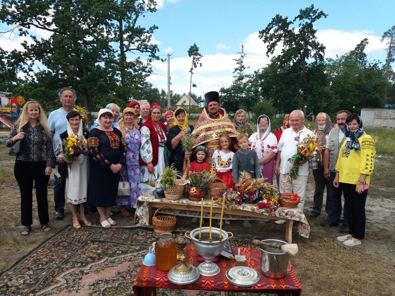 Відкрите звернення релігійної громади смт. Клавдієво-Тарасове