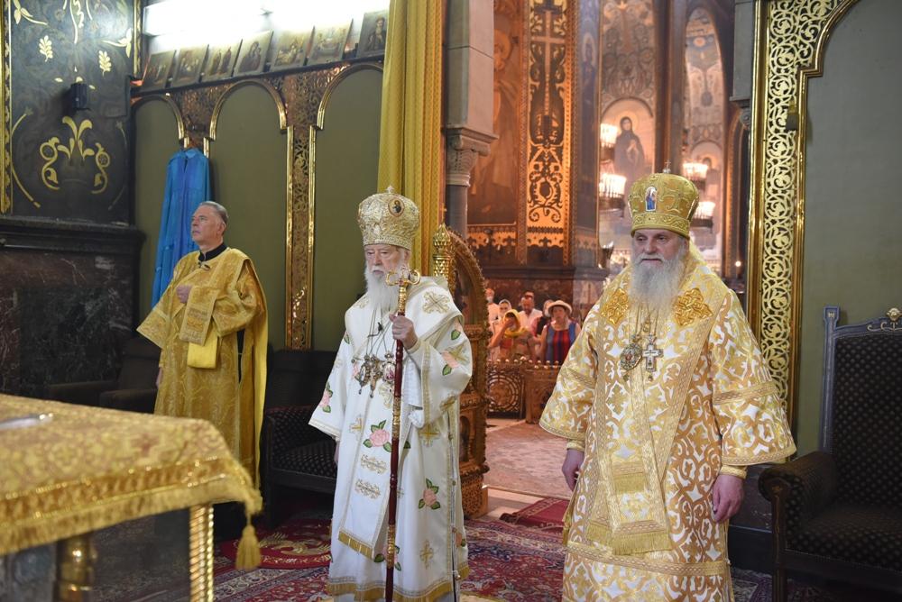 """""""Нам треба мати абсолютну віру в Бога і не сумніватися"""", – Патріарх Філарет"""