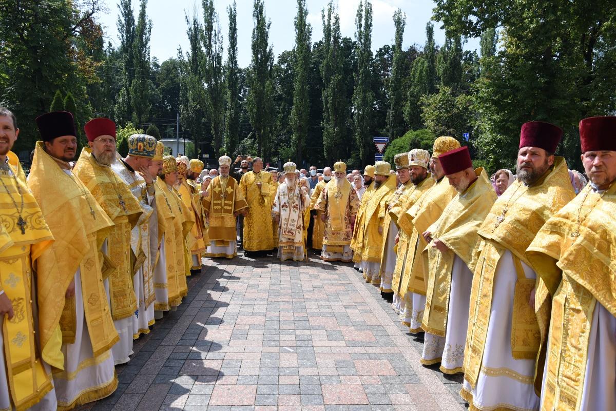 Вшанування пам'яті рівноапостольного князя Володимира та Хрещення Руси-України
