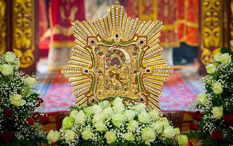 5 серпня – день вшанування Почаївської ікони Божої Матері