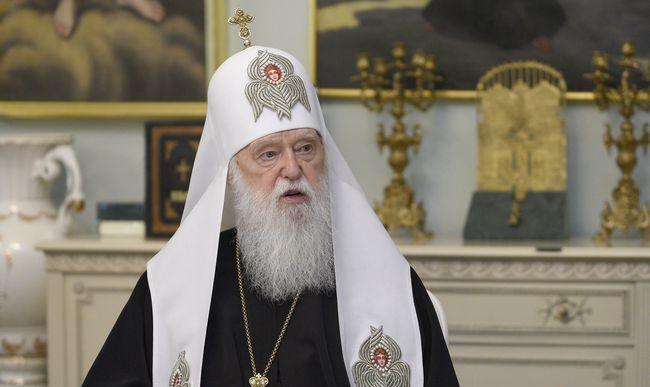Патріарх Філарет: Кирилиця є духовним надбанням українського народу